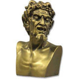 Pan Bust - Snarled Teeth - Museum Replica Collection Photo