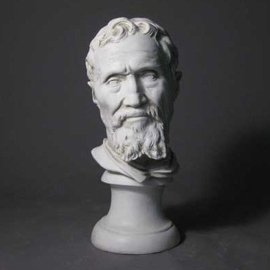 Michelangelo Bust - Museum Replicas Collection Photo