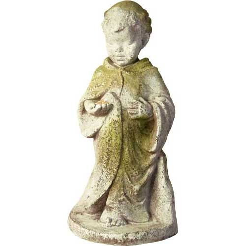 Baby Francis Standing Statue - Museum Replicas Collection Photo