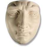 David Mask Wall Relief - Museum Replica Collection Photo