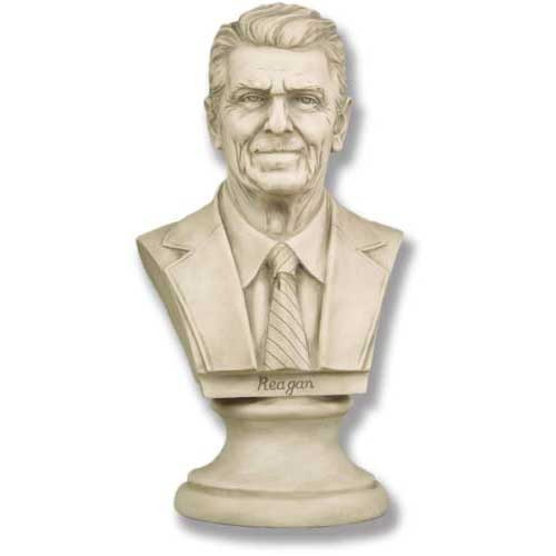 Ronald Reagan Bust - Museum Replica Collection Photo