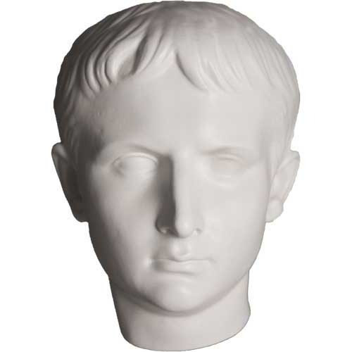 Caesar Youth Mask - Museum Replica Collection Photo
