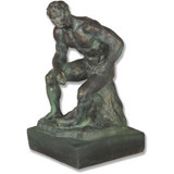 Athlete By Rodin Statue - Museum Replicas Collection Photo