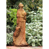 Saint Francis By Fr. Brankin Statue - Museum Replicas Collection Photo