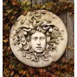 Medusa Head Wall Plaque - Museum Replica Collection Photo