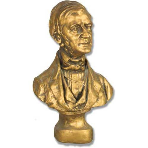 Ralph Waldo Emerson Bust - Museum Replica Collection Photo