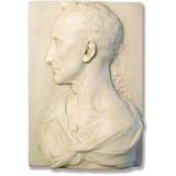 Augustus Caesar Wall Plaque - Museum Replica Collection Photo