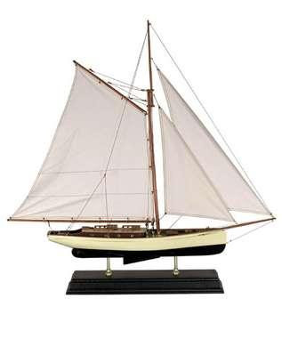 1930s Classic Yacht, Large - Nautical, Maritime & Marine Historic Museum Collection - Photo Museum Store Company