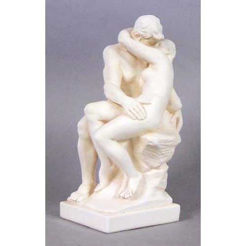 Kiss By Rodin Sculpture - Museum Replicas Collection Photo