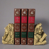 Literary Bookends - Museum Replicas Collection Photo