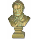 Victor Hugo Bust - Museum Replica Collection Photo
