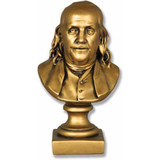 Benjamin Franklin Bust - Museum Replica Collection Photo