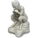 Mischievous Pan Statue - Museum Replica Collection Photo