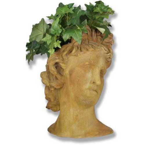 Apollo Head Planter - Museum Replica Collection Photo