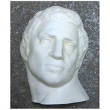Marcus Junius Brutus Mask - Museum Replica Collection Photo