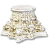 Corinthian Riser Candleholder - Museum Replicas Collection Photo
