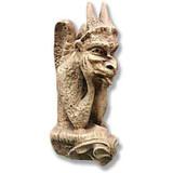 Paris Spitting - Gargoyle Statue - Museum Replicas Collection Photo