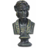 Christopher Columbus Bust - Museum Replica Collection Photo