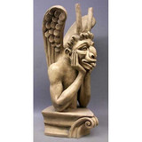 Le Colossal Spitting Gargoyle Statue - Museum Replicas Collection Photo