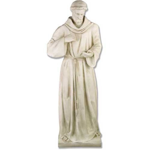 Saint Francis Of Assisi Statue - Museum Replicas Collection Photo