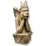 Spitting Gargoyle Statue - Museum Replicas Collection Photo
