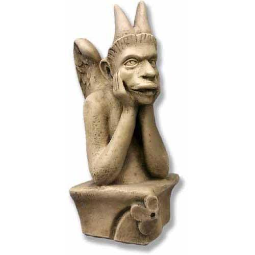 Spitting Gargoyle Statue - Museum Replicas Collection Photo