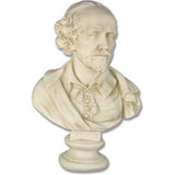 William Shakespeare Bust - Museum Replicas Collection Photo