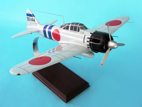 A6M5 Zero 1/24  - Japanese Air Force (Japan) - Museum Company Photo