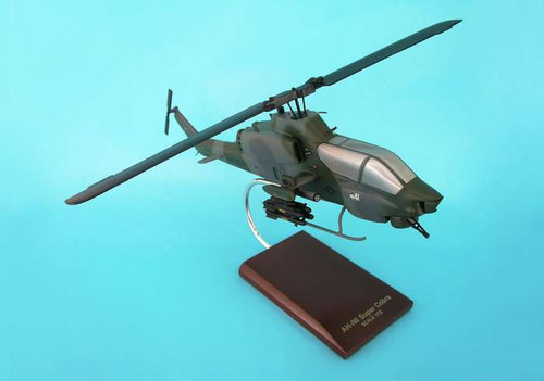 AH-1w Usn Super Cobra 1/32  - US Navy (USA) - Museum Company Photo