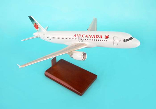 Air Canada A320-200 1/100 New Livery  - Air Canada - Museum Company Photo