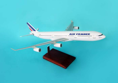 Air France A340-300 1/100  - Air France - Museum Company Photo