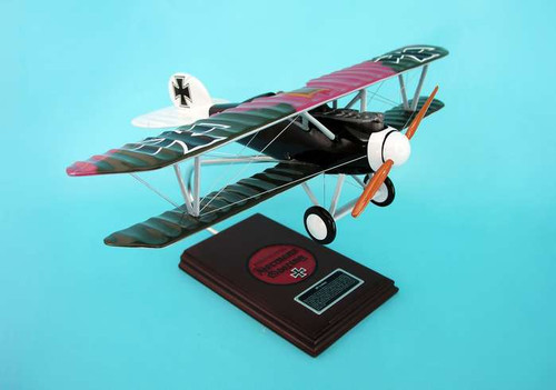 "Albatross D-V ""Goring"" 1/20  - German Air Force (Germany) - Museum Company Photo"