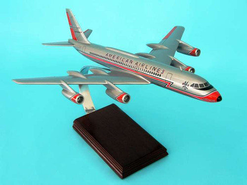 American CV-990 1/100  - American Airlines (USA) - Museum Company Photo
