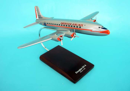 American DC-6 1/100  - American Airlines (USA) - Museum Company Photo