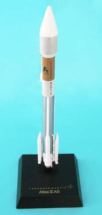 Atlas  II 1/144  - Space Vehicle - Museum Company Photo