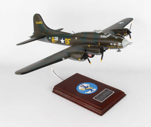 B-17f Memphis Belle 1/54  - United States Air Force (USA) - Museum Company Photo