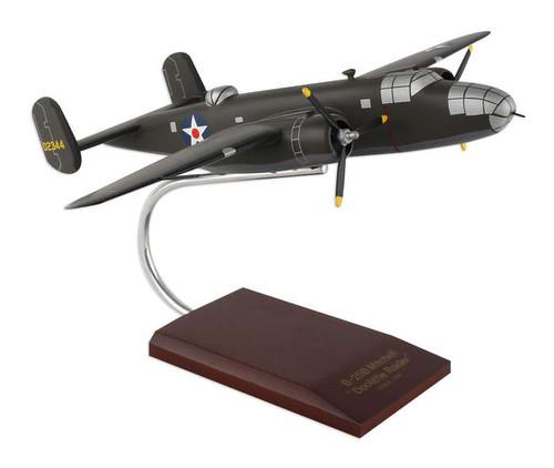 B-25b Mitchell Olive 1/48  - US ARMY AIRCRAFT (USA) - Museum Company Photo