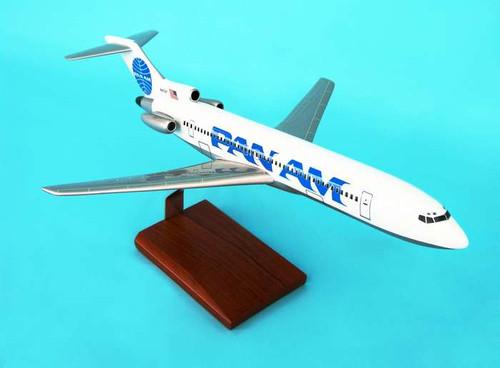 B727-200 Pan Am 1/100  - Pan American Airways (USA) - Museum Company Photo