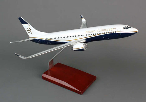 B737-800 Boeing Business Jet 1/100  - Boeing House (USA) - Museum Company Photo