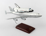 B-747 With Shuttle 1/200 Discovery  - Space Vehicle - Museum Company Photo