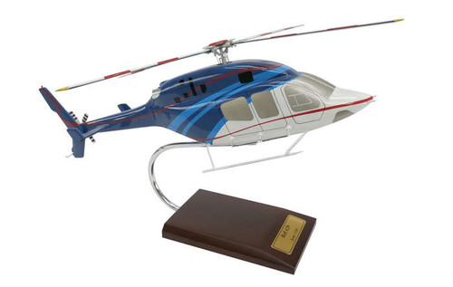 Bell 429 1/30 Helicopter - Museum Company Photo