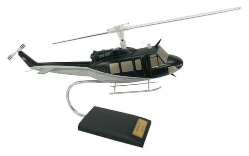 Bell Huey  II 1/30 Helicopter - Museum Company Photo