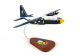 C-130 Blue Angels 1/84 Fat Albert  - US Navy Blue Angels - Museum Company Photo