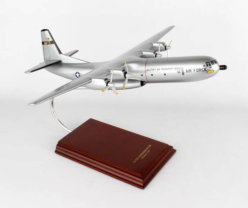 C-133 Cargomaster 1/120  - United States Air Force (USA) - Museum Company Photo