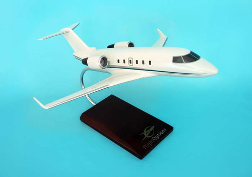Challenger 601 1/48  - Business Jet - Museum Company Photo