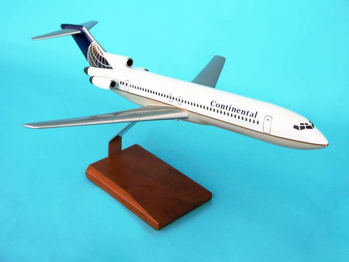 Continental 727-200 1/100  - Continental Airlines (USA) - Museum Company Photo