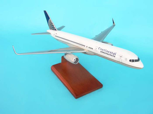 Continental 757-200 1/100 W/Winglets  - Continental Airlines (USA) - Museum Company Photo