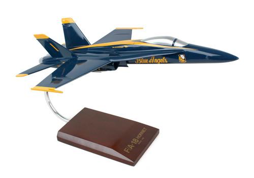 F/A-18a Usn Blue Angel 1/48  - US Navy Blue Angels - Museum Company Photo