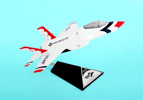 F-35a Thunderbirds 1/40  - USAF Thunderbirds - Museum Company Photo