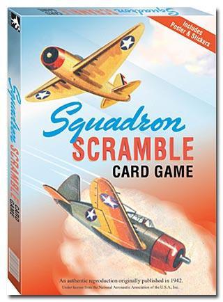 Squadron Scramble Game - Photo Museum Store Company